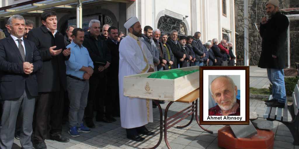 Ahmet Altınsoy sonsuza uğurlandı