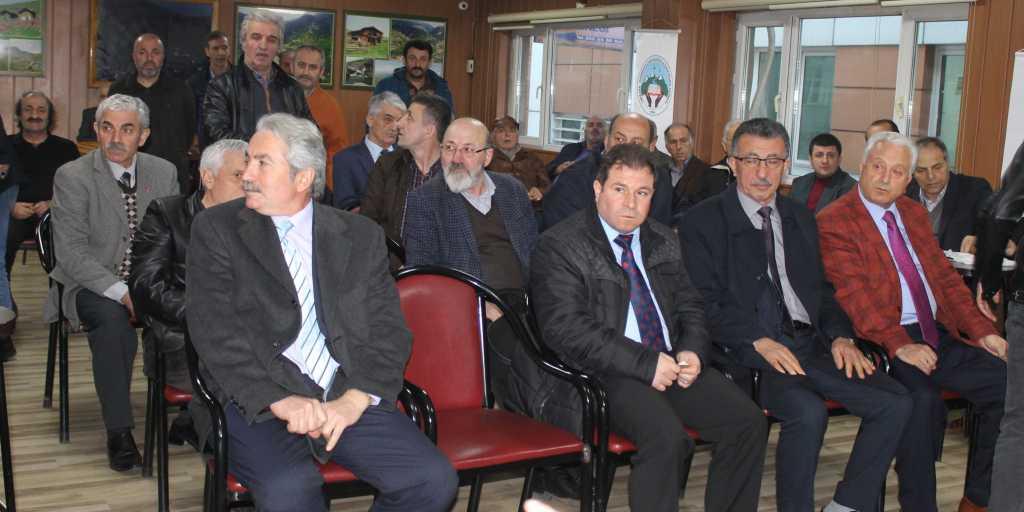 CHP den Çaykara-Dernekpazarı lokaline ziyaret 11