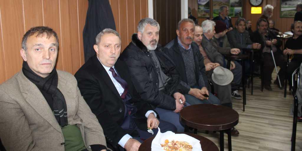 CHP den Çaykara-Dernekpazarı lokaline ziyaret 9