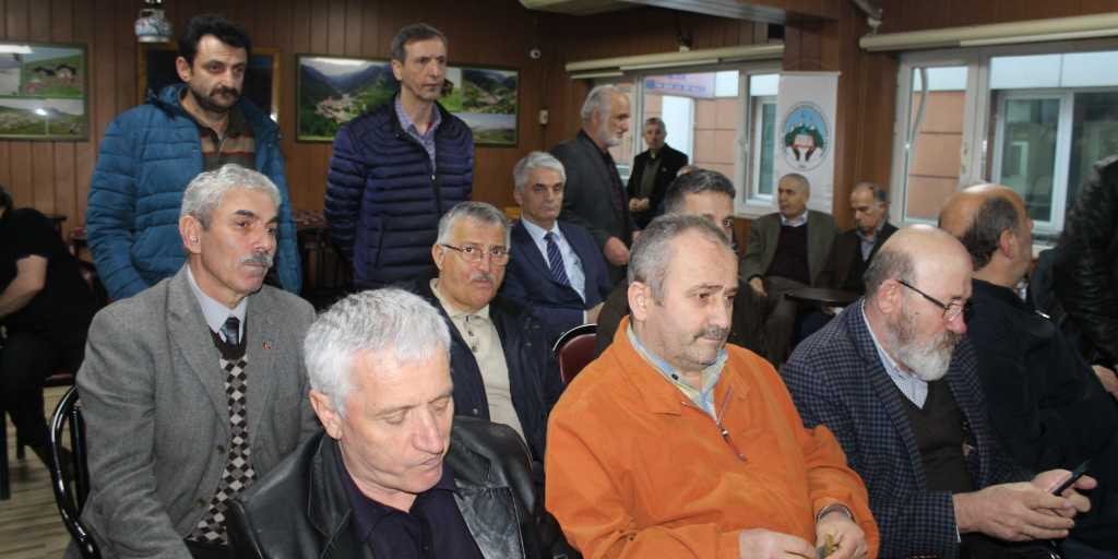 CHP den Çaykara-Dernekpazarı lokaline ziyaret 8