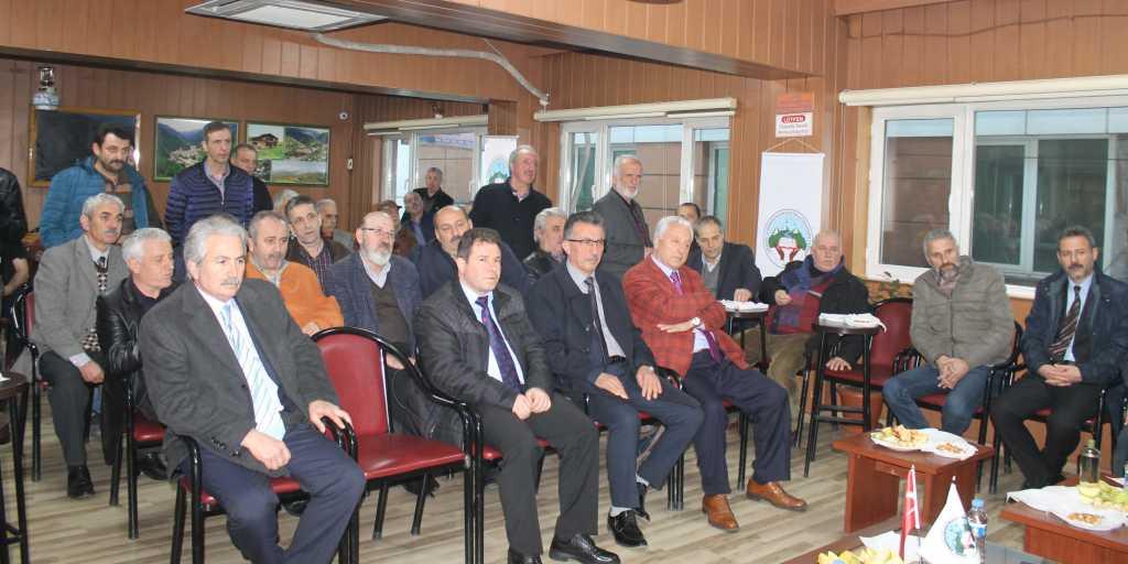 CHP den Çaykara-Dernekpazarı lokaline ziyaret 7