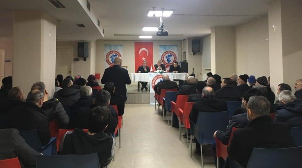 Trabzon ve Çaykaralılar derneği seçime gitti 7