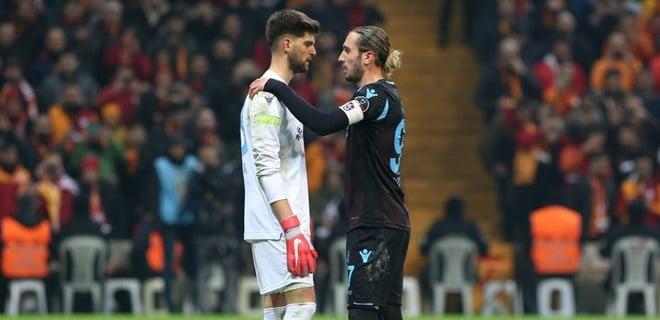 Trabzonspor'un Çaykaralı kaptanı haftanın olayına imza attı 1