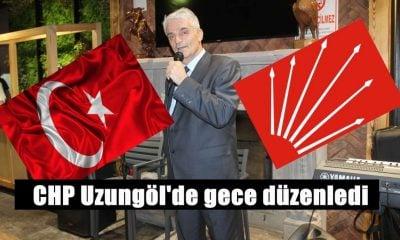 CHP Çaykara adayı Hasan Düzgün bende varım dedi