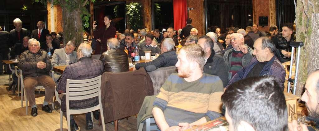 CHP Çaykara adayı Hasan Düzgün bende varım dedi 3