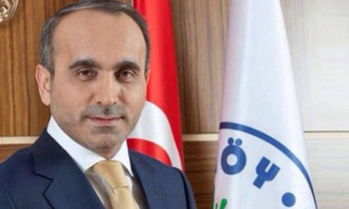 Ahmet Haşim Baltacı yeniden başkan seçildi