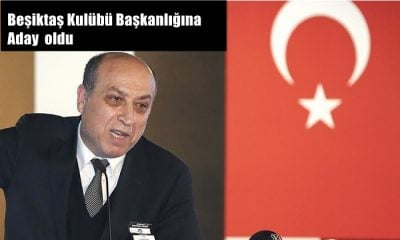Çaykaralı İş adamı Aydoğan Cevahir Beşiktaş Kulübü Başkanlığına aday