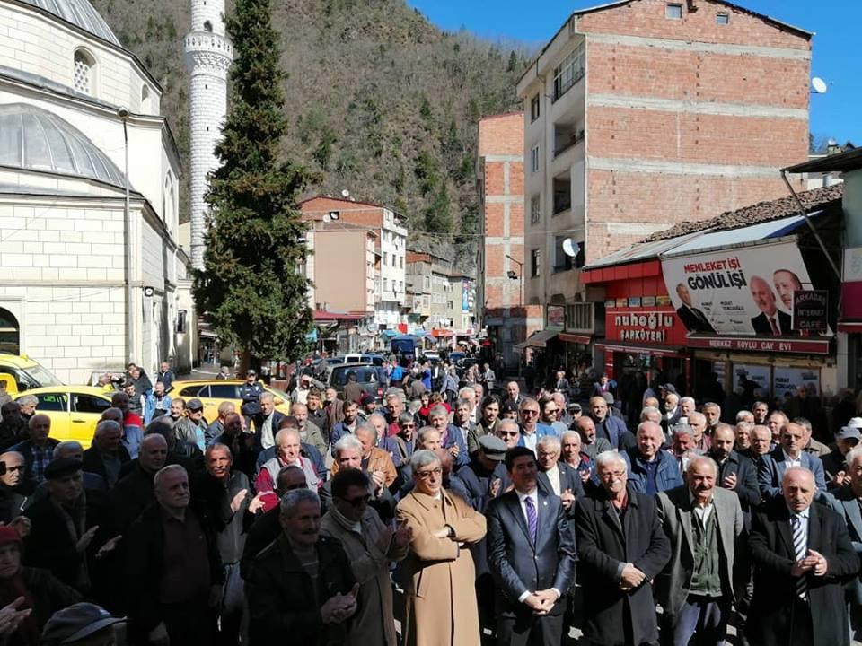 CHP Belediye Başkan adayı Hasan Düzgün Projelerini açıkladı 2