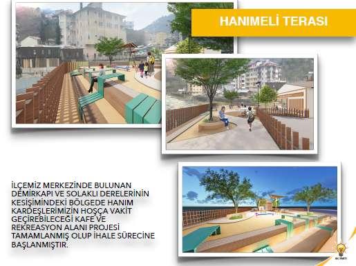 Cumhur İttifakı Adayı Başkan Hanefi Tok Projelerini açıkladı 13