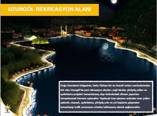 Cumhur İttifakı Adayı Başkan Hanefi Tok Projelerini açıkladı 18
