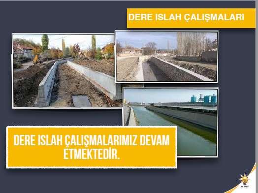 Cumhur İttifakı Adayı Başkan Hanefi Tok Projelerini açıkladı 29