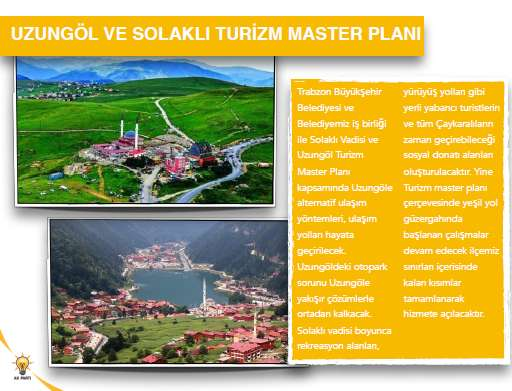Cumhur İttifakı Adayı Başkan Hanefi Tok Projelerini açıkladı 30
