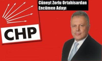 Cüneyt Zorlu Ortahisar'dan Belediye Meclis Üyesi adayı oldu