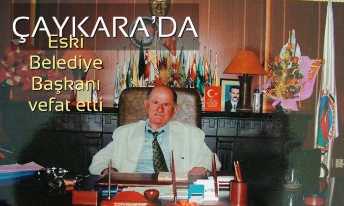 Eski başkan hayatını kaybetti