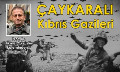 Kıbrıs Gazisi Çaykaralılar