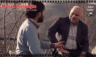 Büyükşehir Başkan Adayı Murat Zorluoğlu Mimilos'taki çocukluk yıllarını anlattı