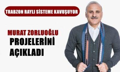 Murat Zorluoğlu'ndan Trabzon için önemli projeler