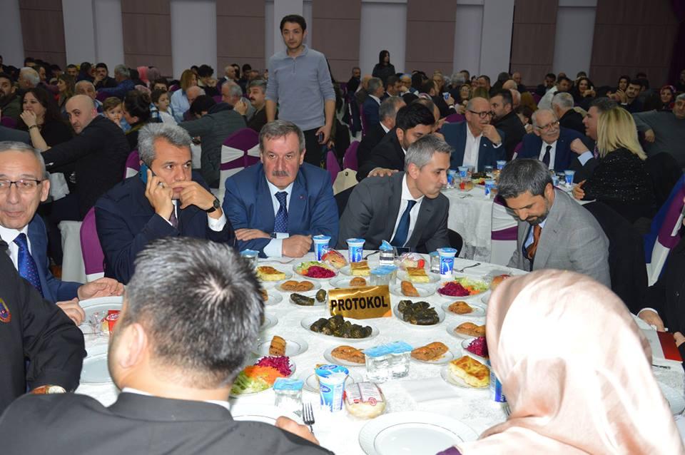 Samsun'daki Of ve Çaykaralılar bir araya geldi 6
