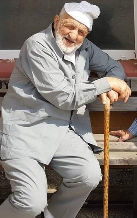 Çambaşı'nda Fahrettin Dinç vefat etti 1