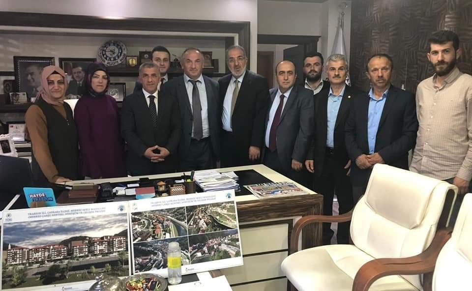 Çaykara Belediyesi Meclis Üyeleri İlk Toplantısını Gerçekleştirdi 1