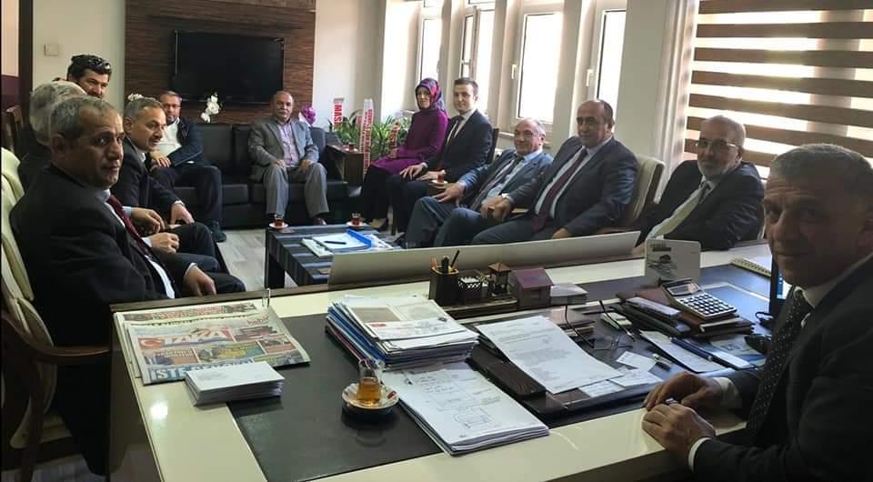 Çaykara Belediyesi Meclis Üyeleri İlk Toplantısını Gerçekleştirdi 2