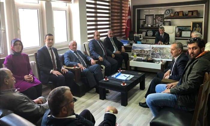 Çaykara Belediyesi Meclis Üyeleri İlk Toplantısını Gerçekleştirdi