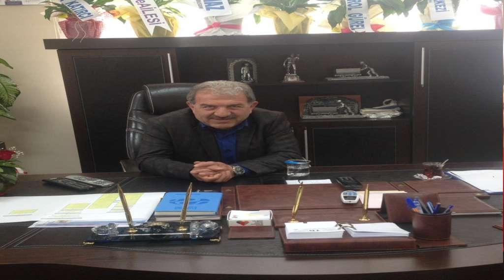 Dernekpazarlı Abdullah Ekşi Soma Belediye Başkan yardımcısı oldu 1
