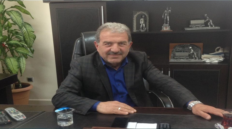 Dernekpazarlı Abdullah Ekşi Soma Belediye Başkan yardımcısı oldu