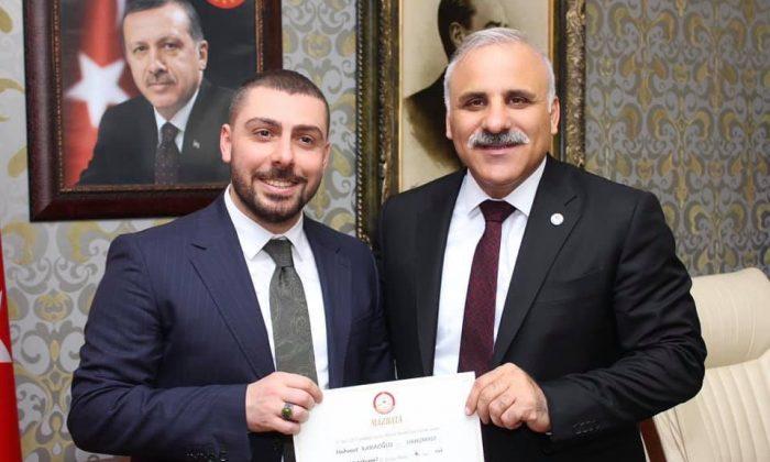 Mehmet Karaoğlu başkan Vekili oldu