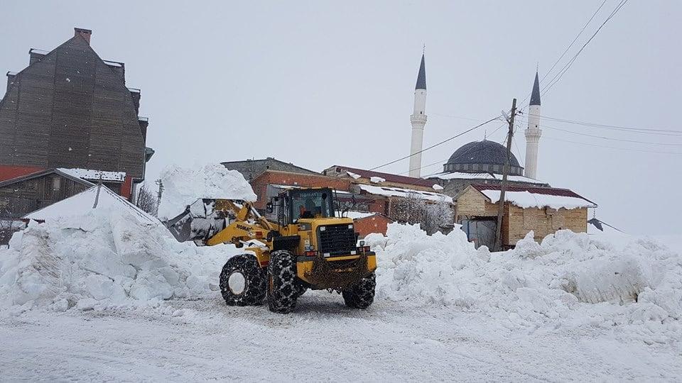 Sultanmurat yolu açıldı 2