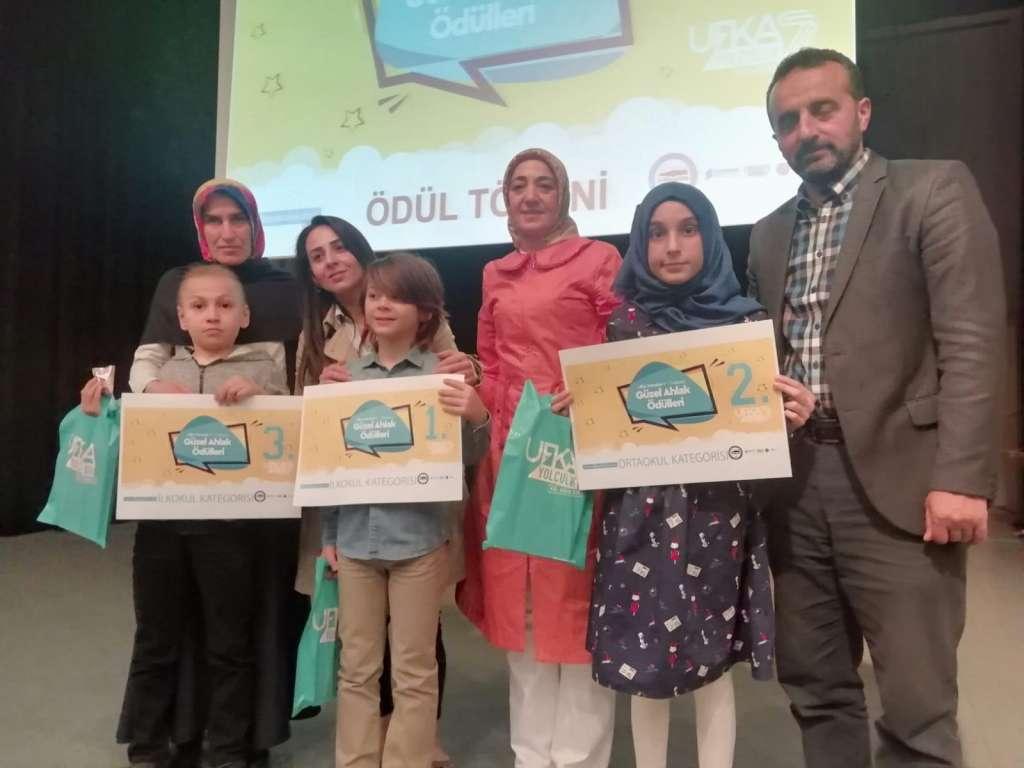 Trabzon'da Zeki Bilge yine birinci, Şehit Ahmet Çamur imam hatip ortaokulu ikinci oldu 1
