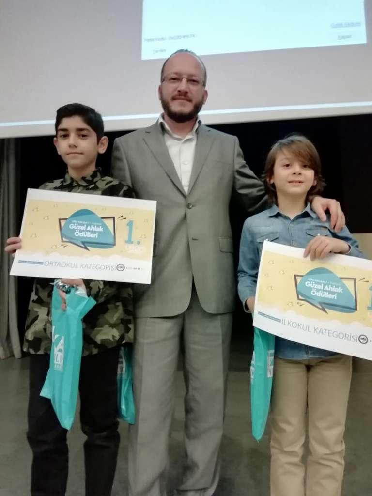 Trabzon'da Zeki Bilge yine birinci, Şehit Ahmet Çamur imam hatip ortaokulu ikinci oldu 5