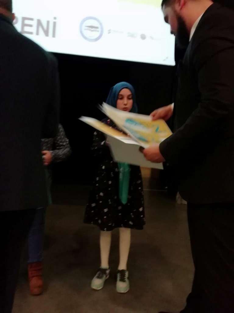 Trabzon'da Zeki Bilge yine birinci, Şehit Ahmet Çamur imam hatip ortaokulu ikinci oldu 3