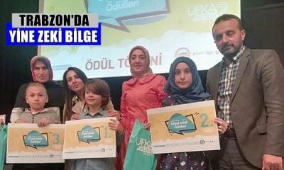 Trabzon'da Zeki Bilge yine birinci, Şehit Ahmet Çamur imam hatip ortaokulu ikinci oldu