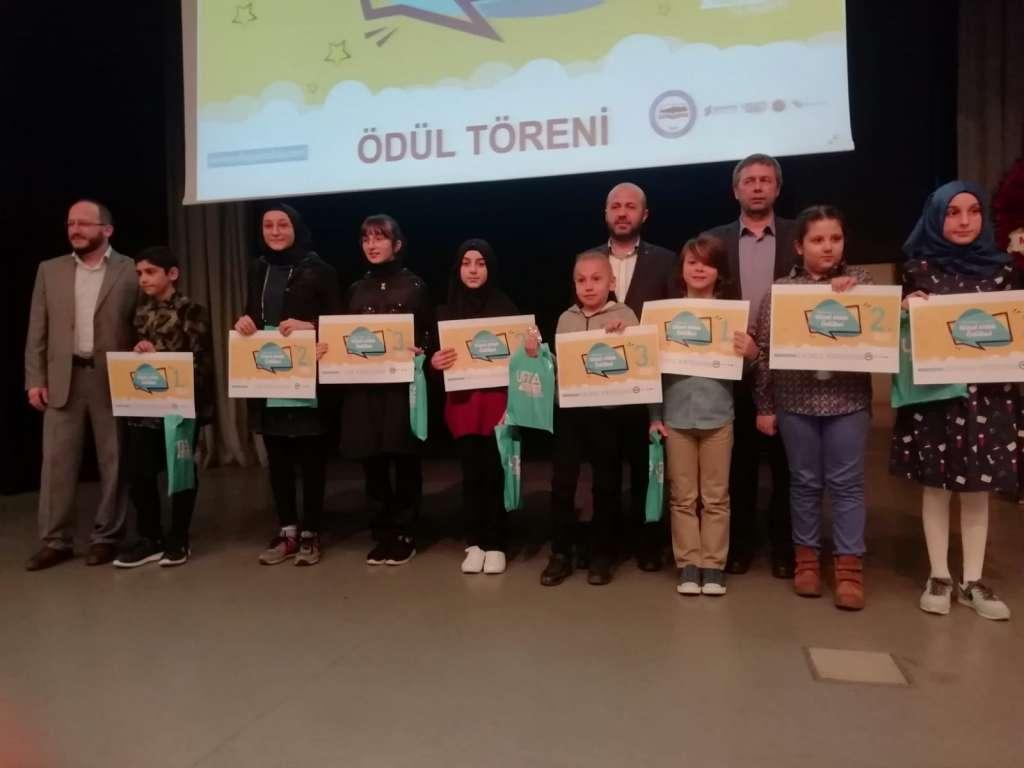 Trabzon'da Zeki Bilge yine birinci, Şehit Ahmet Çamur imam hatip ortaokulu ikinci oldu 6