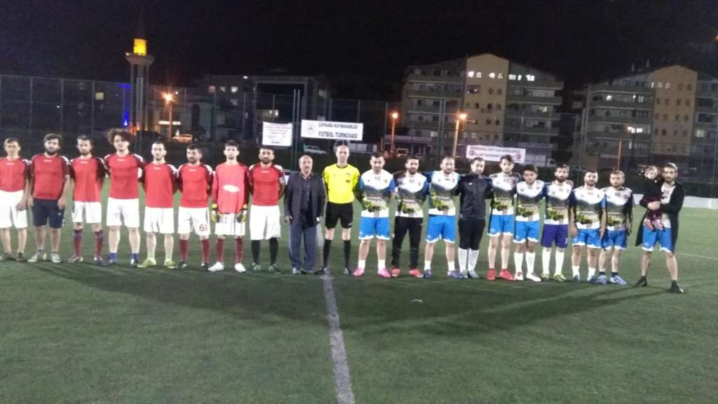 2019 Kaymakamlık Kupa'sının 3.sü Uzungölspor 1