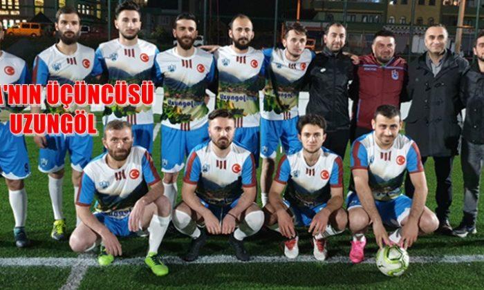 2019 Kaymakamlık Kupa'sının 3.sü Uzungölspor