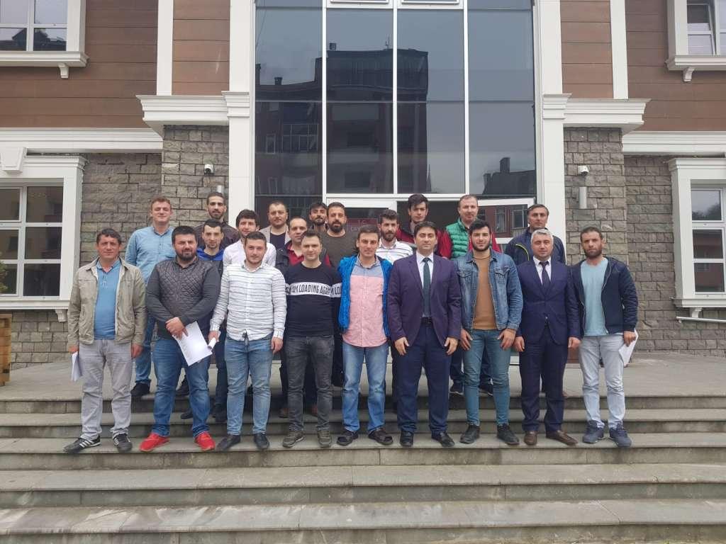 Çaykara Kaymakamlık Kupası Futbol Turnuvası Grup Kuraları Çekildi 1