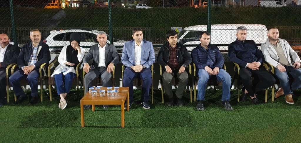 Çaykara Kaymakamlık Kupası Şampiyon Karaçamspor 1
