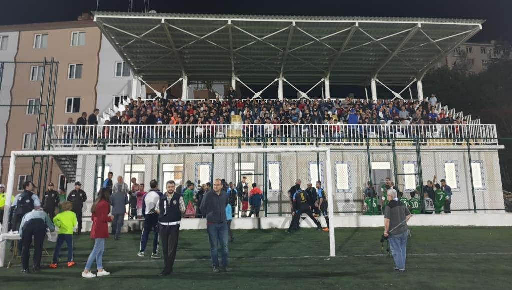 Çaykara Kaymakamlık Kupası Şampiyon Karaçamspor 18