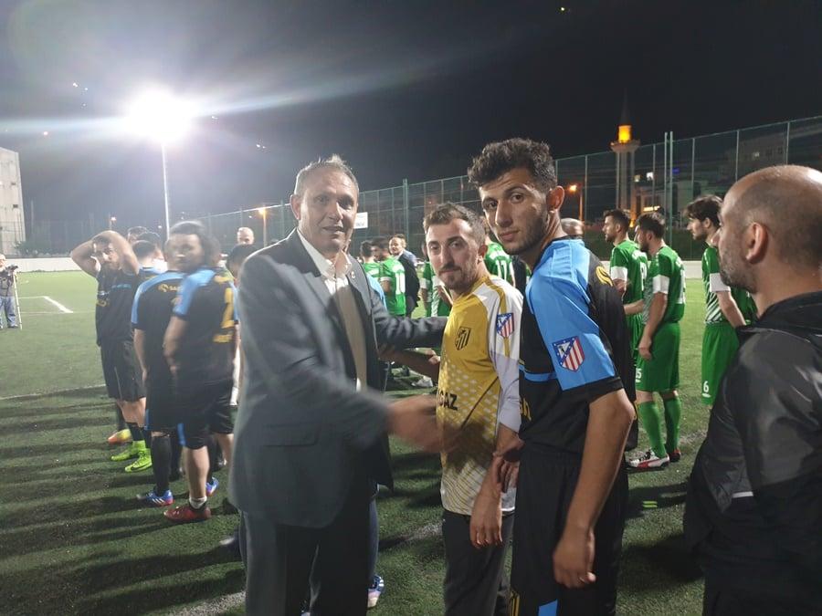 Çaykara Kaymakamlık Kupası Şampiyon Karaçamspor 19