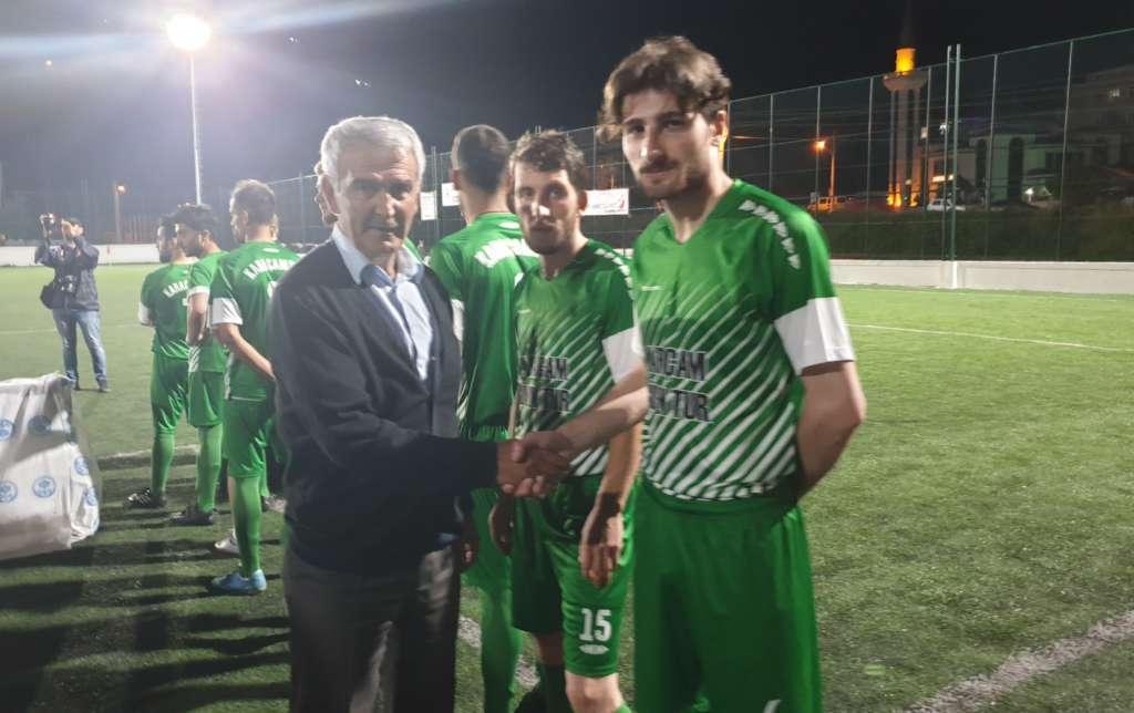 Çaykara Kaymakamlık Kupası Şampiyon Karaçamspor 20