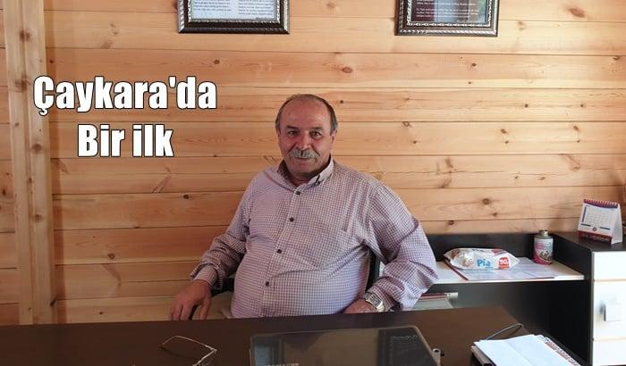 Çaykara'da bir ilk Emlak Değerlendirme ve Danışmanlık bürosu açıldı