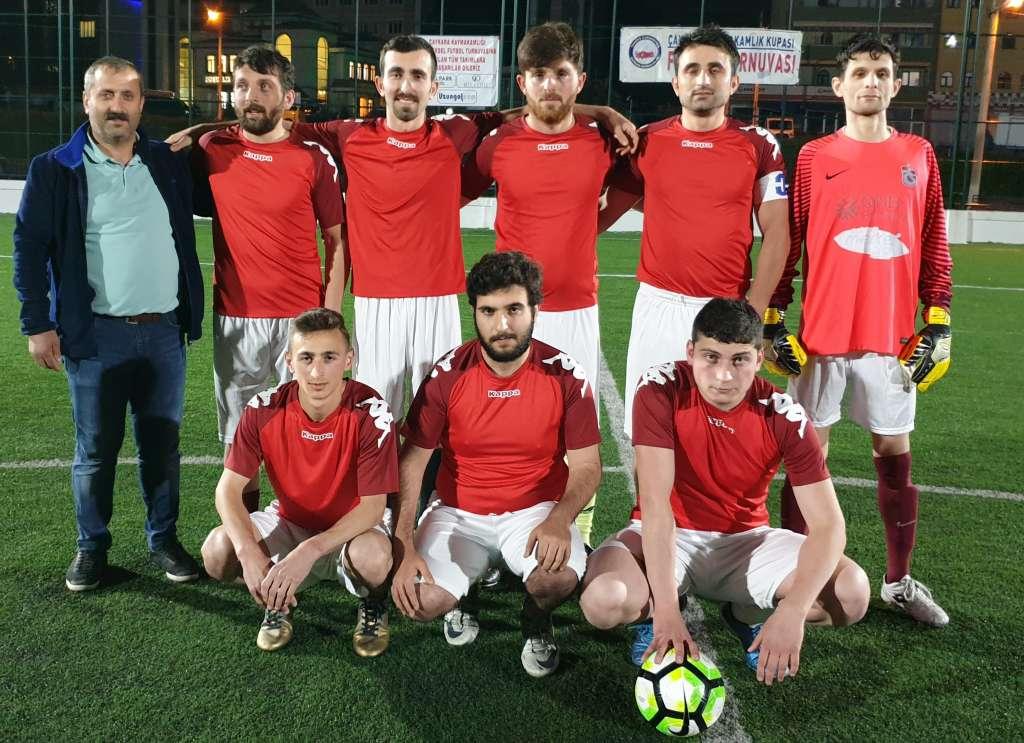 Kaymakamlık futbol turnuvasında günün sonuçları 2