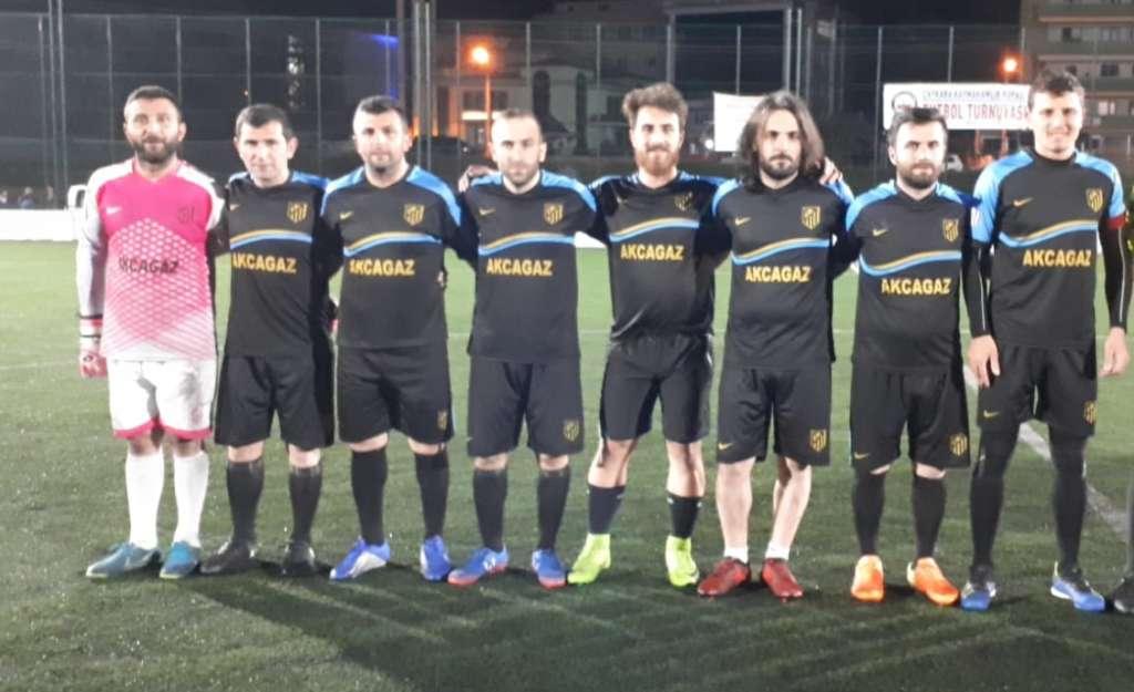Kaymakamlık Kupa'sında Karaçam ve Eğriderespor finalde 4