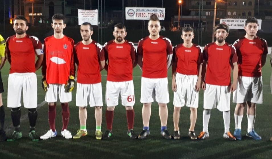 2019 Kaymakamlık Kupa'sının 3.sü Uzungölspor 3