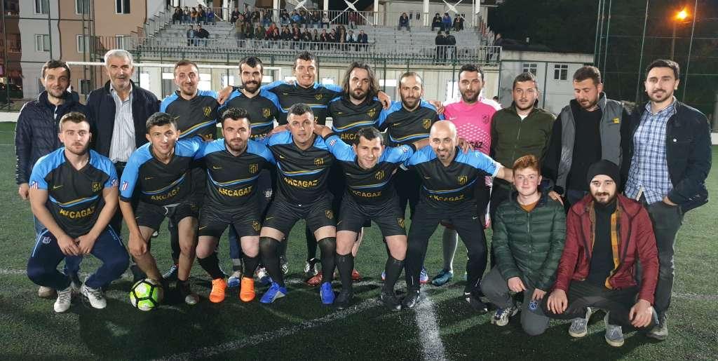 Kupada; Eğriderespor ve Raşispor Yarı Finalde 3