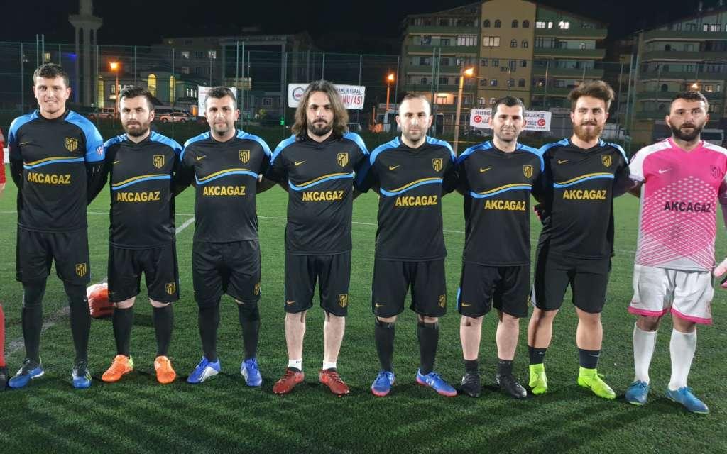 Kupada; Eğriderespor ve Raşispor Yarı Finalde 2