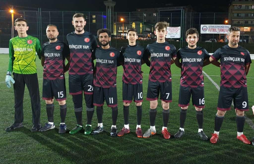Kupada; Eğriderespor ve Raşispor Yarı Finalde 4