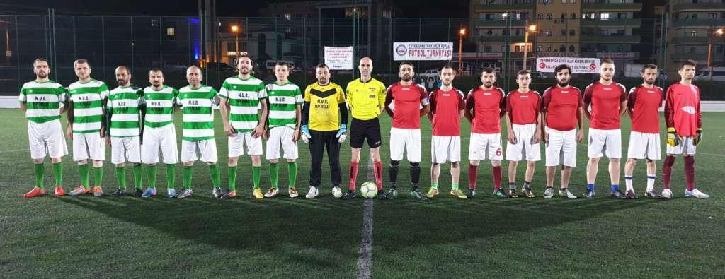 Kupada; Eğriderespor ve Raşispor Yarı Finalde 5